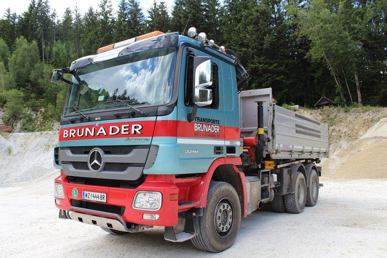 Brunader LKW